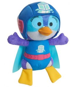 Muppet Babies Captain Ice Cube Summer Penguin Stuffed Animal