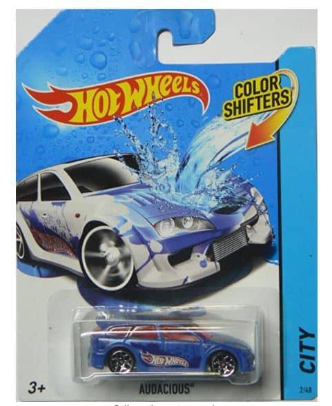 Hot Wheels Color changers Audacious
