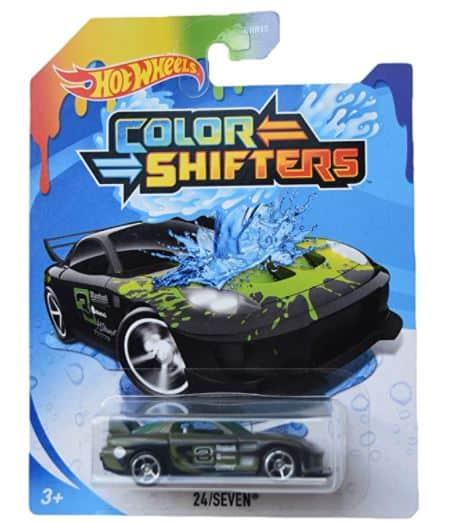 Hot Wheels Color Shifters 24-Seven