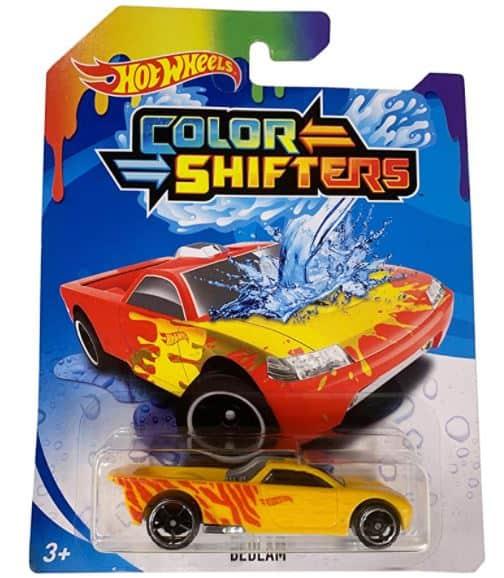 Hot Wheels Color shifters Bedlam