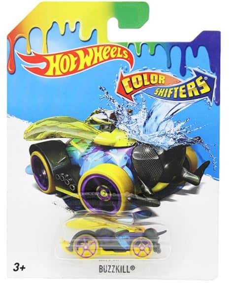 Hot Wheels Color Shifters BuzzKill