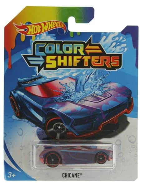 Hot Wheels Color Shifters Chicane