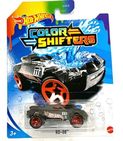 Hot Wheels Color Shifters RD-08