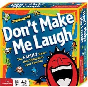 Don't Make Me Laugh Board Game