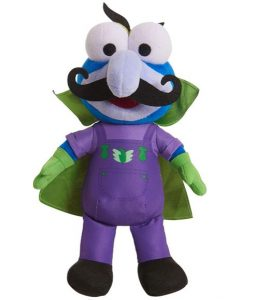 Dr. Meanzo Gonzo Stuffed Animal