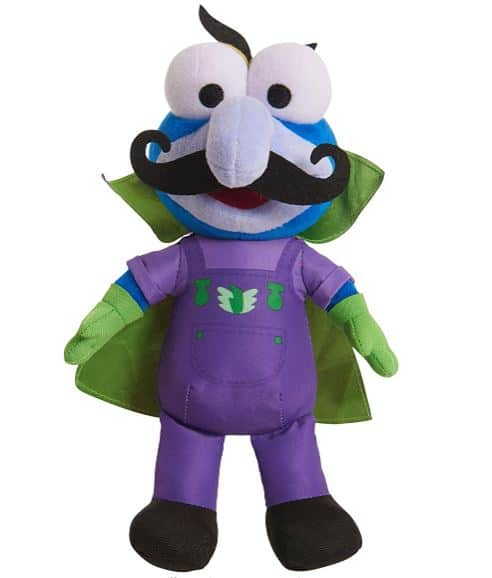Dr. Meanzo Gonzo Muppet Babies Superheroes Stuffed Animals