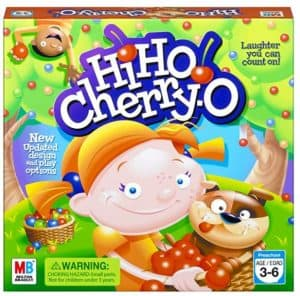 Hasbro Hi-Ho Cherry-O Board Game