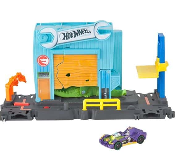 Hot Wheels City Gator Garage