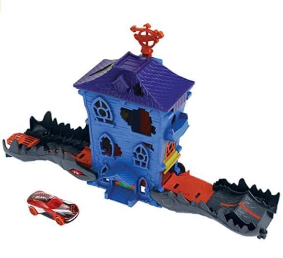 Hot Wheels Crock Mansion Playset