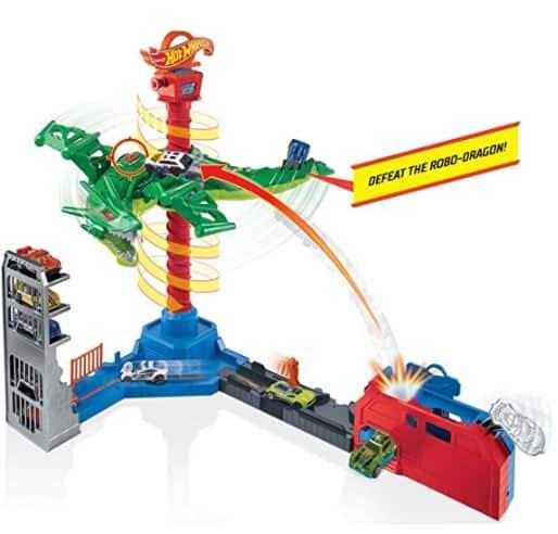 Hot Wheels Air Attack Dragon Set