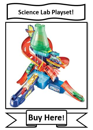Hot Wheels Color Shifters Color Splash Science Lab Playset - Best Hot Wheels Color Shifters Toys