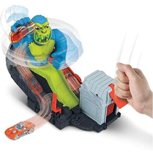 Hot Wheels Toxic Ape Attack