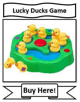 Lucky Ducks Board Game