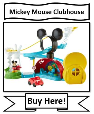 Mickey Mouse Clubhouse Toy from Fisher-Price