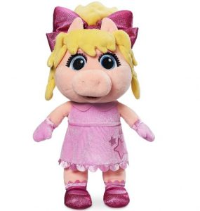 Miss Piggy Plush Stuffed Animal - Best Muppet Babies Stuffed Animals List