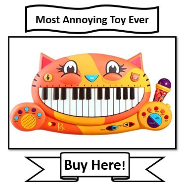 Most Annoying Toy Ever! - Toy Cat Keyboard