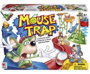 Mouse Trap the Board Game