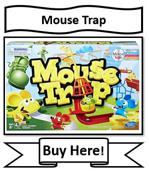 mouse trap board game - best board game list for young children
