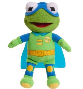 Forginizer Kermit Muppet Babies stuffed animal