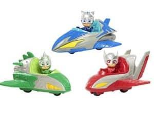 PJ Masks Save The Sky Vehicles