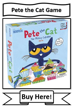 Pete the Cat Missing Cupcake Game
