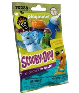 Playmobil Scooby-Doo Mystery Figure Packs Series 1
