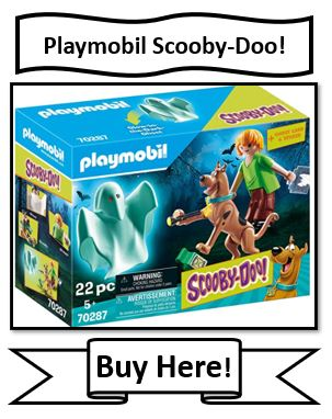 Playmobil Scooby-Doo Toys