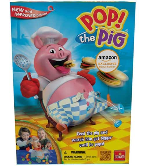 Pop the Pig Board Game