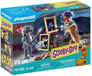 Scooby-Doo Black Knight Set from Playmobil