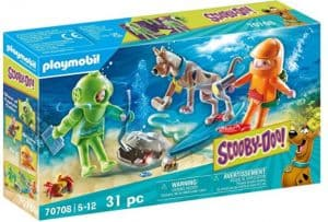 Playmobil Scooby-DOO! Adventure with Ghost of Captain Cutler