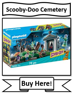 Scooby-Doo Cemetery Toy Reviewed