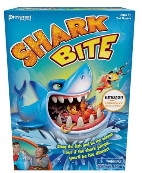 Shark Bite Game for Kids