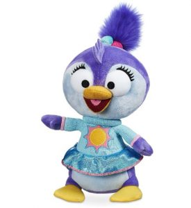Muppet Babies Summer Penguin Plush Stuffed Animal