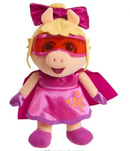 Super Fabulos Miss Piggy Stuffed Animal