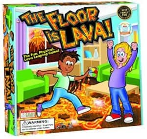 The Floor is Lava Game