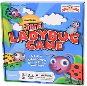 The Ladybug Game for Young Kids