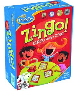 Zingo Board Game for Kids