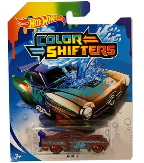 Hot Wheels Color Shifters Jaded
