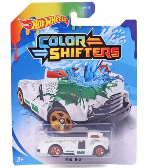 Hot Wheels Color Shifters Mig Rig