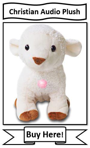 My Little Lamb Christian Audio Plush