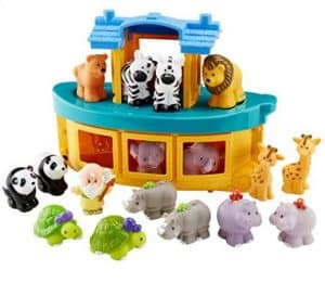 Fisher-Price Little People Noah's Ark Toy (best bible toys)