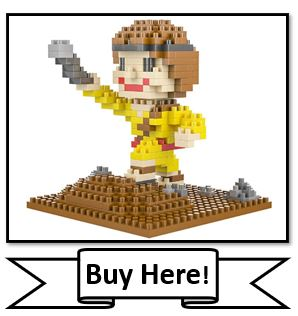 Multi-Blocks David Christian LEGO Set