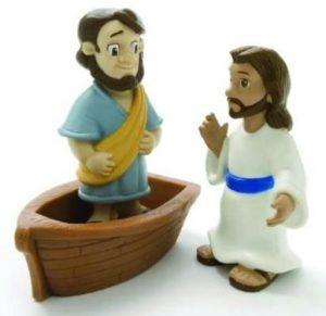 BibleToys Jesus Walks on Water - Best Bible Toys