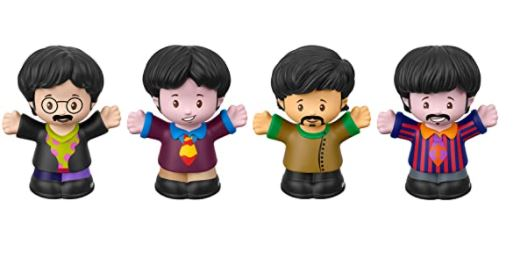 Fisher-Price Little People The Beatles Yellow Submarine