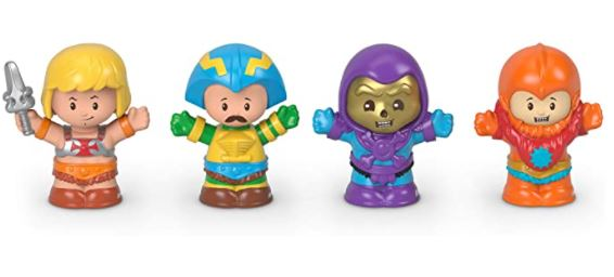 Complete list of the Little People Collector sets: Little People Masters of the Universe.