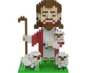 Multi Blocks Lego Jesus - best Christian toys