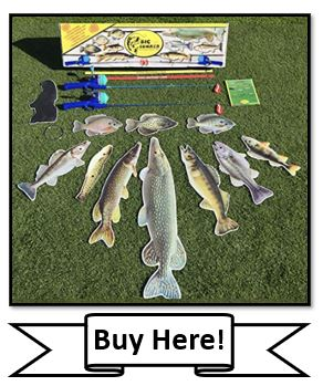 Outdoor Fishing Game for Children